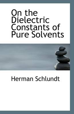 On the Dielectric Constants of Pure Solvents