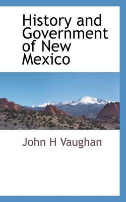 History and Government of New Mexico