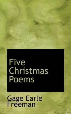 Five Christmas Poems