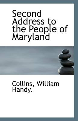 Second Address to the People of Maryland