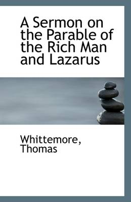 A Sermon on the Parable of the Rich Man and Lazarus