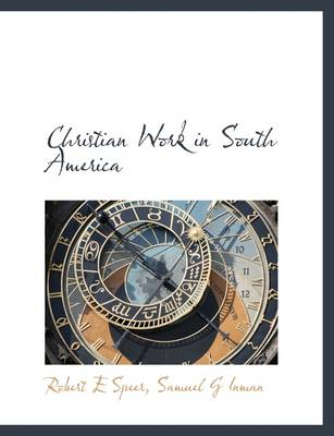 Christian Work in South America