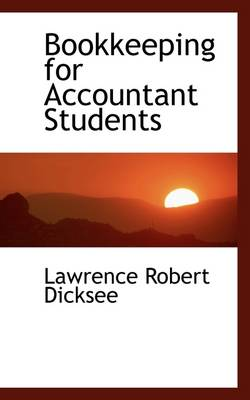 Bookkeeping for Accountant Students