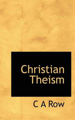 Christian Theism