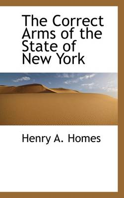 The Correct Arms of the State of New York