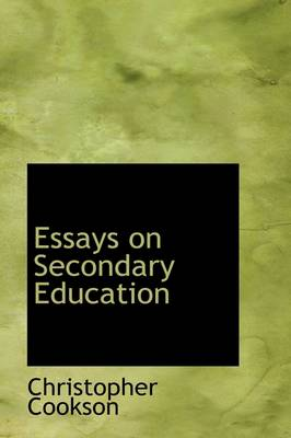 Essays on Secondary Education