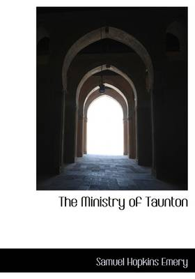 The Ministry of Taunton