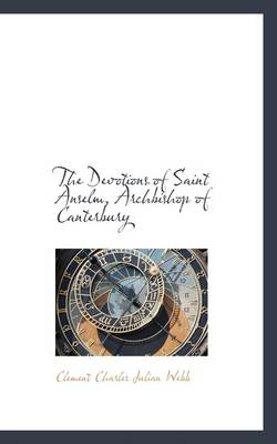 The Devotions of Saint Anselm, Archbishop of Canterbury