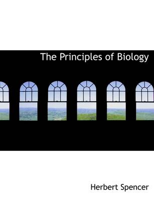 The Principles of Biology