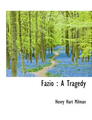 Fazio: A Tragedy