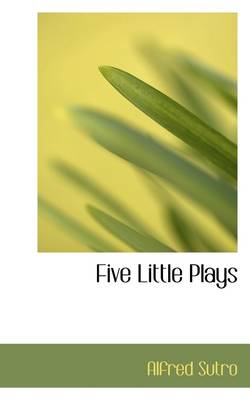 Five Little Plays