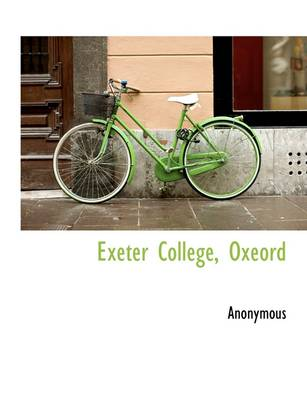 Exeter College, Oxeord