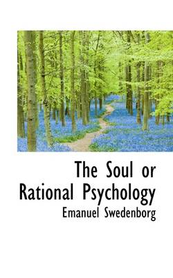 The Soul or Rational Psychology