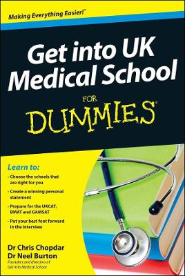 Get into UK Medical School For Dummies