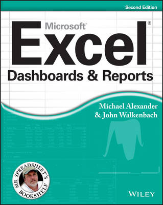 Excel Dashboards and Reports, 2nd Edition