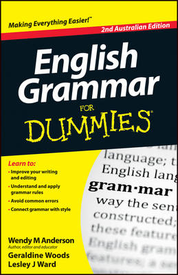 English Grammar for Dummies, Second Australian Edition