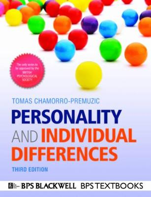 Personality and Individual Differences 3E