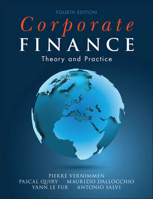 Corporate Finance - Theory and Practice 4E