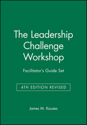 The Leadership Challenge Workshop Facilitator's Guide Set