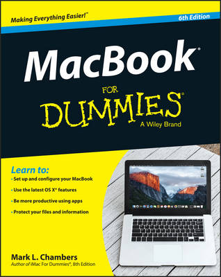 Macbook for Dummies, 6th Edition