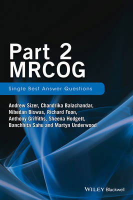 Part 2 Mrcog - Single Best Answer Questions