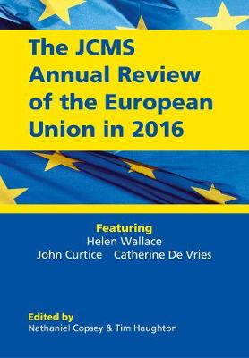 The JCMS Annual Review of the European Union in 2016