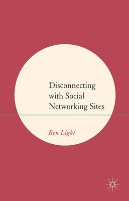 Disconnecting with Social Networking Sites