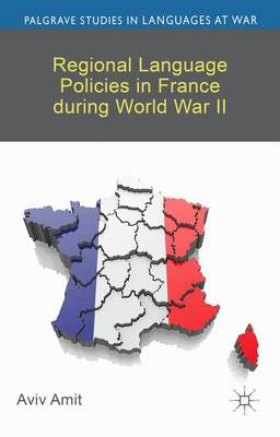 Regional Language Policies in France during World War II