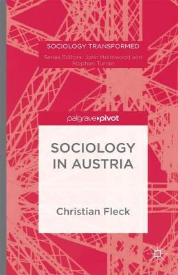 Sociology in Austria since 1945