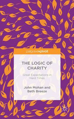 The Logic of Charity: Great Expectations in Hard Times: 2015