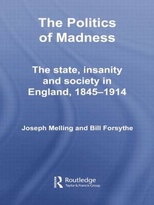 The Politics of Madness: The State, Insanity and Society in England, 1845-1914