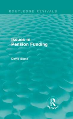 Issues in Pension Funding