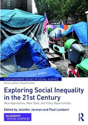 Exploring Social Inequality in the 21st Century: New Approaches, New Tools, and Policy Opportunities
