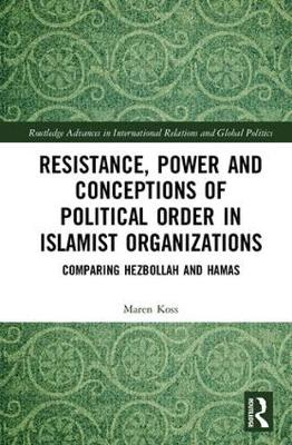 Resistance, Power and Conceptions of Political Order in Islamist Organizations: Comparing Hezbollah and Hamas