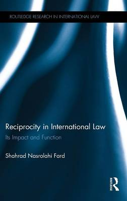 Reciprocity in International Law: Its impact and function