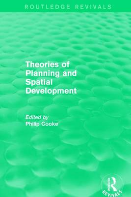 : Theories of Planning and Spatial Development (1983)