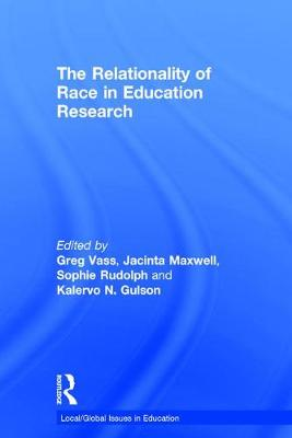 The Relationality of Race in Education Research
