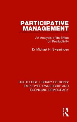 Participative Management: An Analysis of its Effect on Productivity