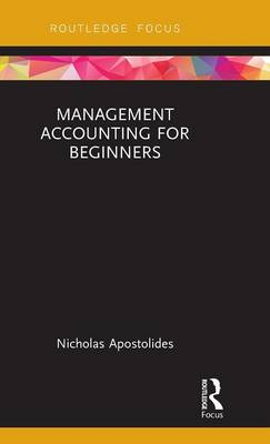 Management Accounting for Beginners
