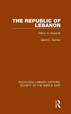The Republic of Lebanon: Nation in Jeopardy