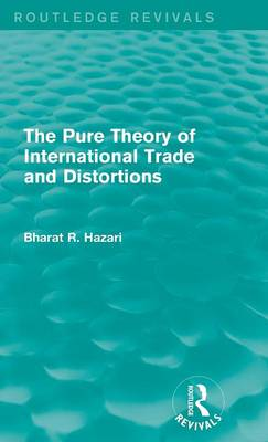 The Pure Theory of International Trade and Distortions