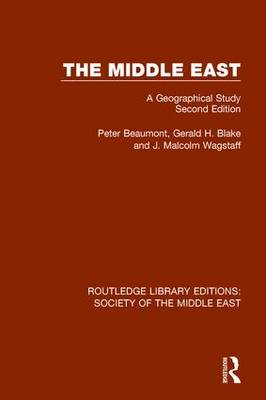 Middle East: A Geographical Study
