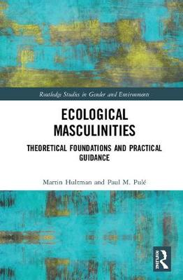 Ecological Masculinities: Theoretical Foundations and Practical Guidance