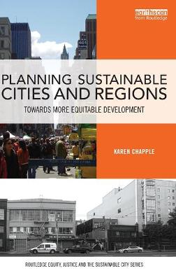 Planning Sustainable Cities and Regions: Towards More Equitable Development