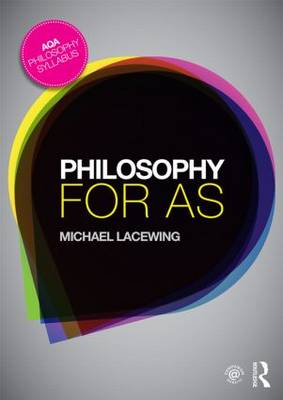 Philosophy for AS: Epistemology and Philosophy of Religion