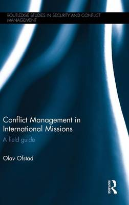 Conflict Management in International Missions: A Field Guide