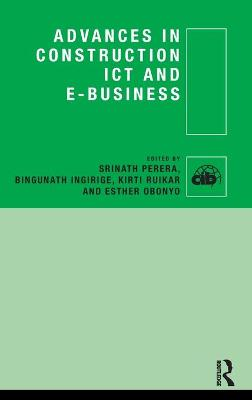 Advances in Construction ICT and e-Business