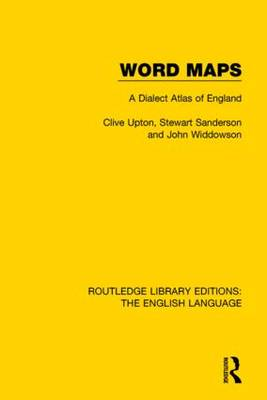 Word Maps: A Dialect Atlas of English