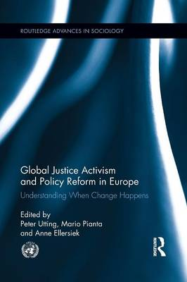 Global Justice Activism and Policy Reform in Europe: Understanding When Change Happens