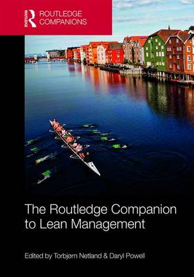 The Routledge Companion to Lean Management